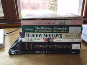 Here comes the summer reading.